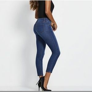 New York & Co Midrise Straight Jeans